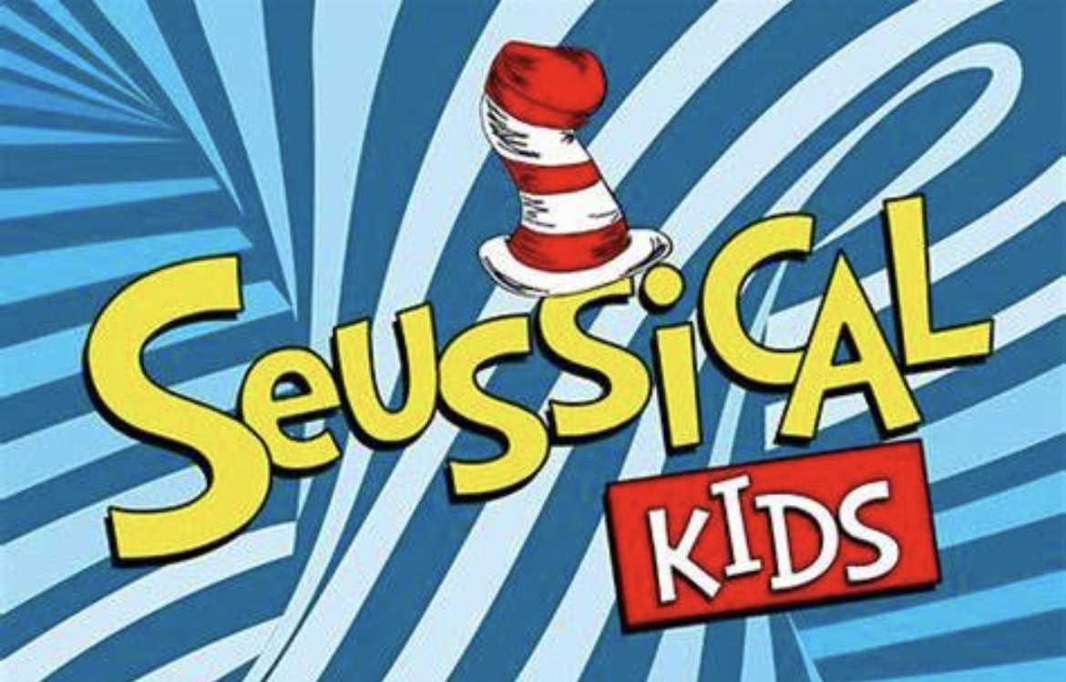 Brittany Leazer Productions Suessical kids